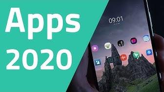 Die besten nützlichen Apps für 2020 (Android & iOS)