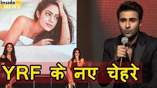 Yash Raj Films के दोनों नए चेहरे Anya Singh और Aadar Jain को Launch किया