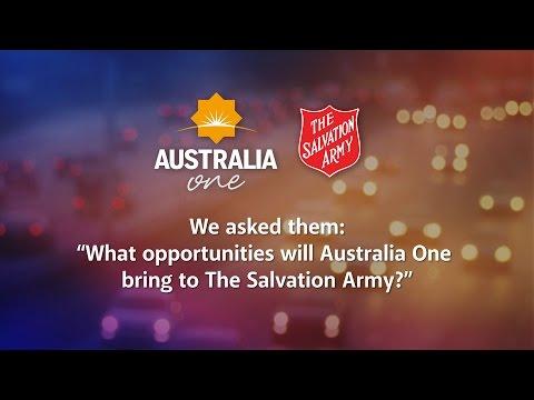 Australia's Emerging Leaders - The Opportunities Of Australia One
