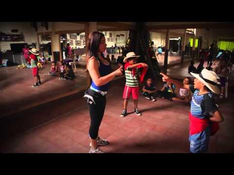 Capítulo 6. Juliana Callejas, Grupo de danza Tierra Colombia - San Andrés de Cuerquia