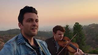 """The Handsome Loners ft. David Gerald Sutton - """"A Song For Ken Freeman"""" LIVE from Griffith Park"""