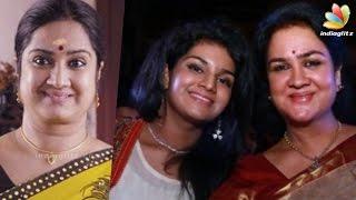 Kalpana daughter Sreemayi puts full stop to acting rumors