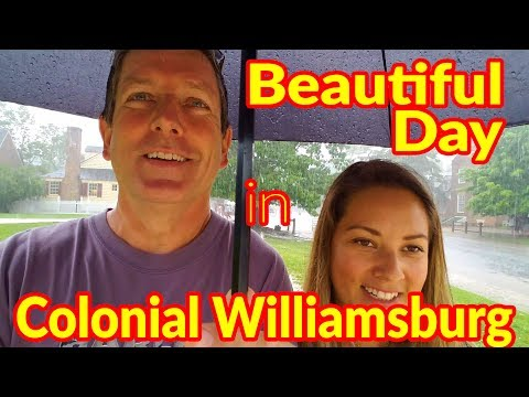Full Time RV Living | Historic Colonial Williamsburg | S2 EP083