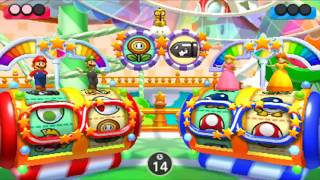 Mario Party: The Top 100 - All 2-vs-2 Minigames | MarioGamers
