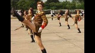 Солдаты Ким Чен Ына Северная корея.