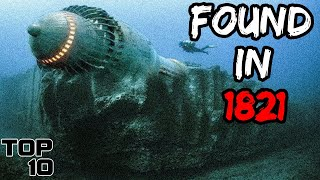 Top 10 Unsolved Mystęries From Ancient Times