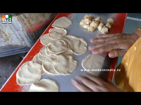EASY TO MAKE PUFFY PURI | INDIAN BREAKFAST RECIPE | MUMBAI STREET FOOD
