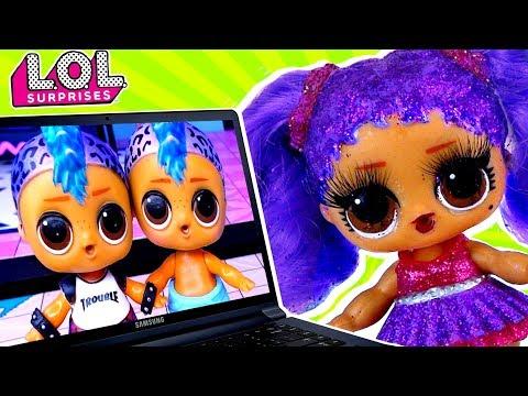 МАРИЯ В ШОКЕ!! ПАНКИ узнал всю правду! Мультик про куклы ЛОЛ сюрприз LOL Dolls