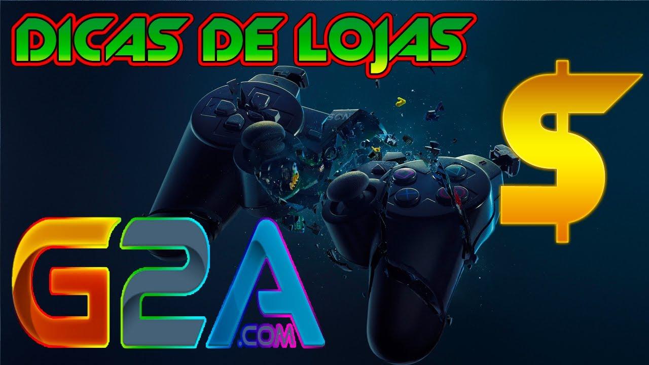 G2A com // Vendendo e Comprando jogos (PC, Play e Xbox) - GameOFF # 1