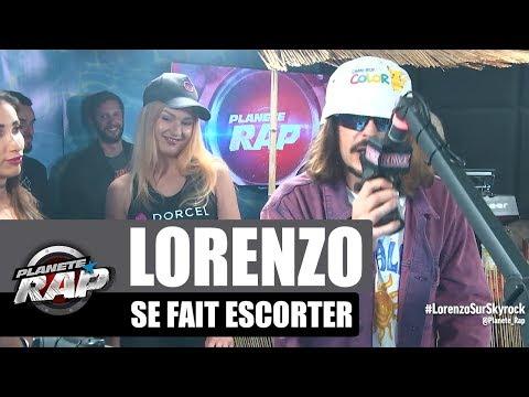 Youtube: Lorenzo ne finira pas le #PlanèteRap #MarcDorcel