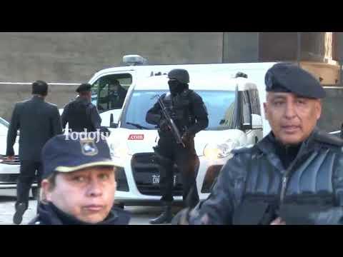 El abogado de Alberto Cardozo: Hay ausencia de matriculación por parte de Millón Quintana