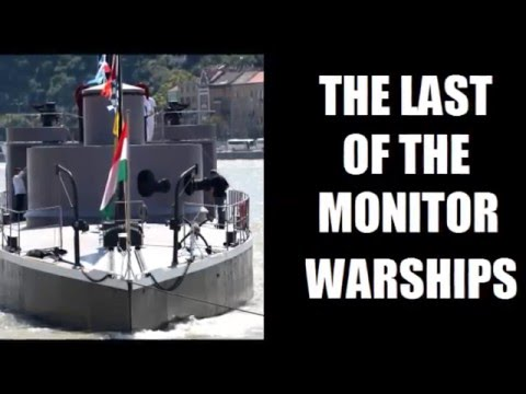 The Last of the Monitor Warships