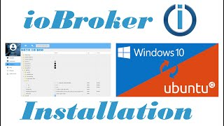 ioBroker auf Windows 10 als Linux Version installieren mit Windows Ubuntu