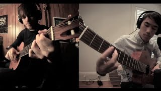 THE FINAL COUNTDOWN CLASSICAL GUITAR DUET