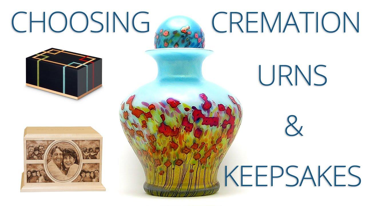 Choosing Cremation Urns and Keepsakes