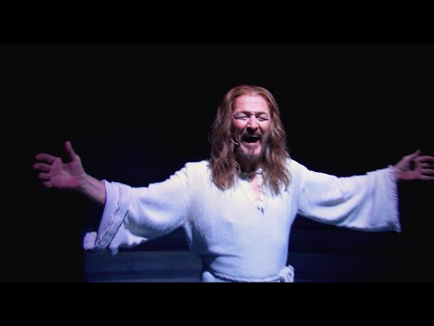 Ted Neeley Jesus Christ Superstar Europe 2016 - 2017 Official Commercial