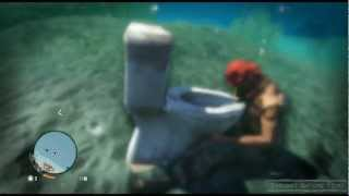 Far Cry 3 Seasick Easter Egg