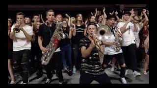 HeartBeat Brass Band - No Twerk /GDFR (Official Video)