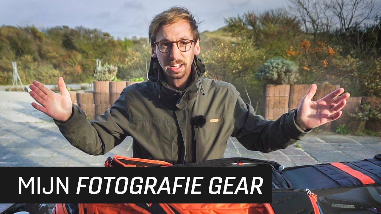 Mijn GEAR voor LANDSCHAPSFOTOGRAFIE en VLOGS