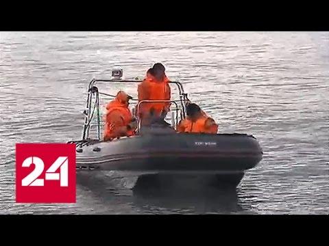 Трагедия в Сочи: водолазы обнаружили обломки самолета