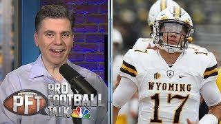 NFL Mock Draft Top 5: Cleveland Browns will pick Josh Allen I Pro Football Talk I NBC Sports