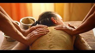 UDWARTHANAM (Dry massage)