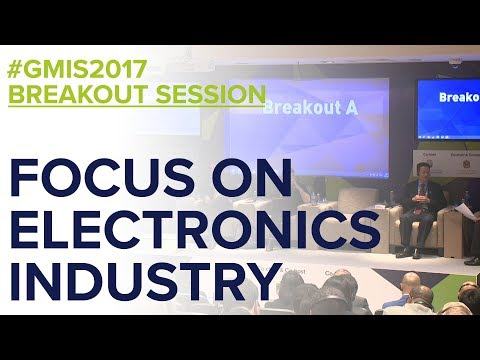 Focus on the Electronics Industry - GMIS 2017 Day 2