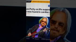 Tom Petty's about to die!