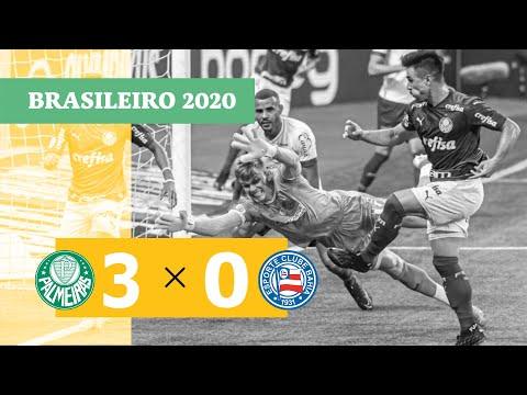 Palmeiras Bahia Goals And Highlights