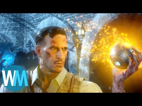 Top 10 Call of Duty Zombies Easter Eggs