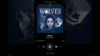 Nathan Williams Selena Gomez wolves Spotify