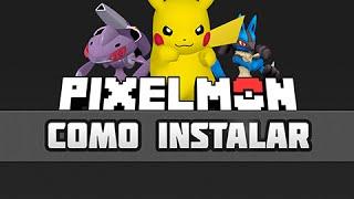 TUTORIAL - Como instalar o Pixelmon no Minecraft 1.7.10