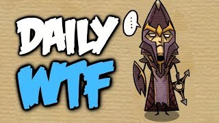 Dota 2 Daily WTF - Watch the replay