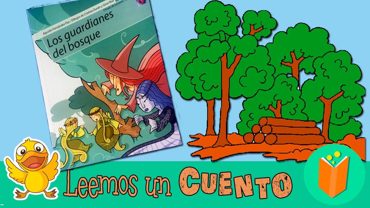 Los GUARDIANES del bosque * CUENTOS infantiles en español