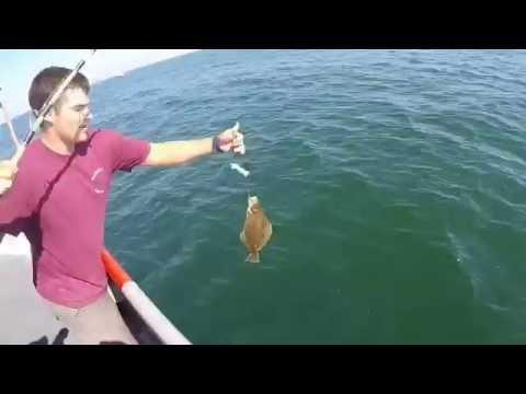 Fluke Fishing Miss Barnegate Light LBI NJ
