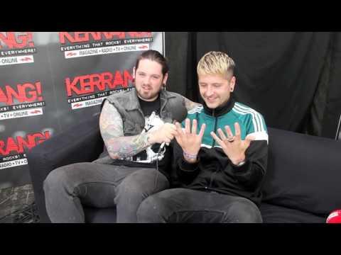 Kerrang! Download Podcast 2016: Bury Tomorrow
