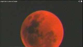Repeat youtube video Luna Roja de Sangre ¿por qué? - Eclipse de SuperLuna  27 de Septiembre 2015