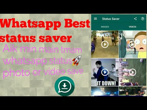 Whatsapp Status Download Status Saver Best Whatsapp Status Downloader Download Status Video