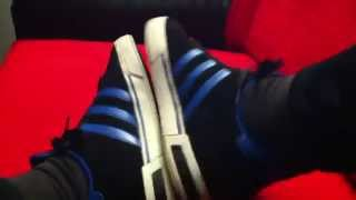 My oldschool ADIDAS NEO Sneakers on foot