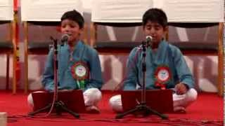 Raag   Bahar by Vishal & Advaith