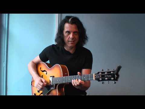 Guitar Lesson: Alex Skolnick - Dominant 7th and altered licks (TG253)