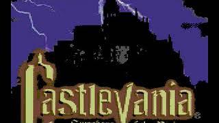 Castlevania stage 1 theme 8bits