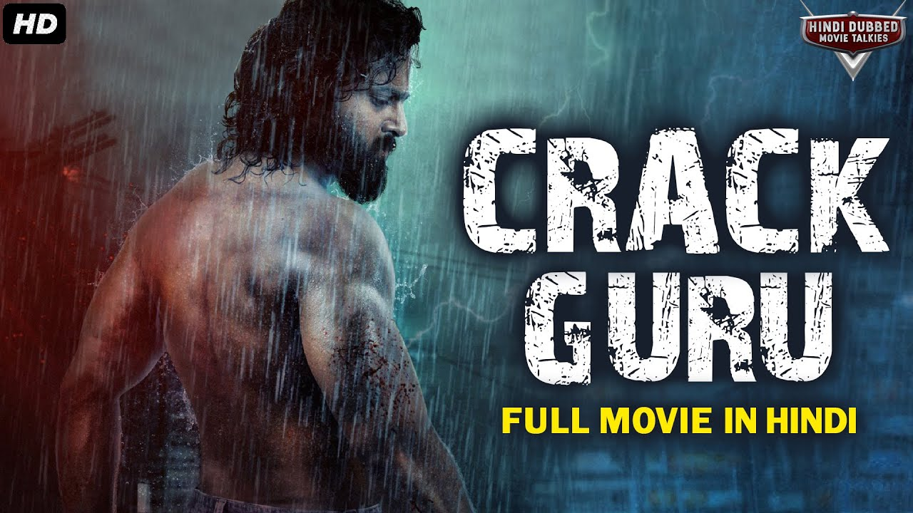 CRACK GURU Hindi Dubbed Full Action Romantic Movie   South Indian Movies Dubbed In Hindi Full Movie