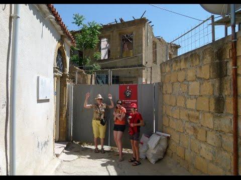 Nicosia - along national borders