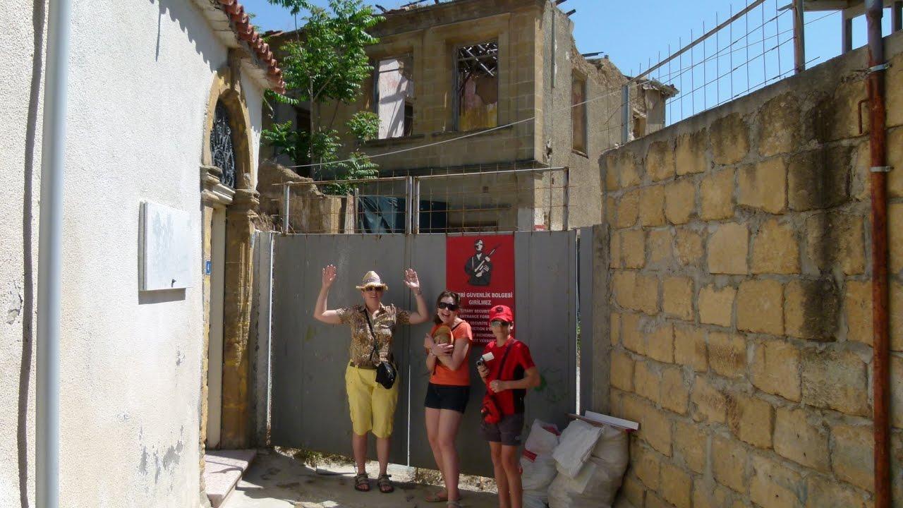 Nicosia Along National Borders Youtube
