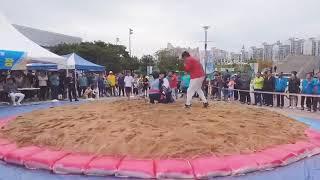 2019 천안시 한마음체육대회 씨름경기