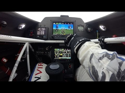 Garmin VIRB XE: Red Bull Air Race Lap