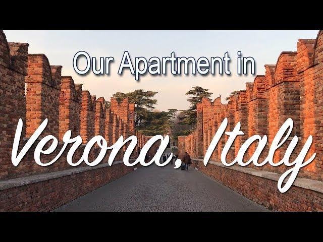 Apartment Tour | Verona, Italy Airbnb