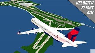 Roblox: velocidade Flight Simulator-com XBOX 360 CONTROLLER!