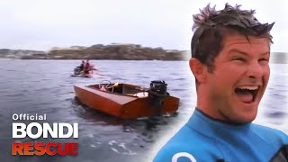 $2.55 Boat from Ebay | Best of Bondi Rescue